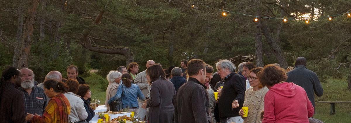 Inauguration de l\'éco-camping du Cun du Larzac - Fondation RTE