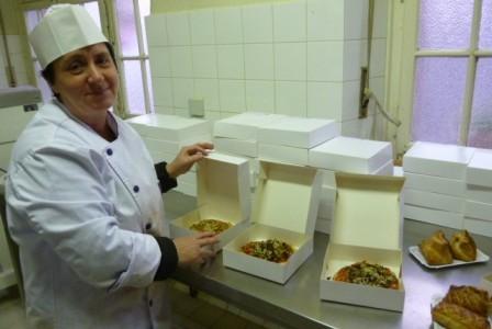 Ferme_Saint_Andre_Conditionnement des pizzas aux pleurotes