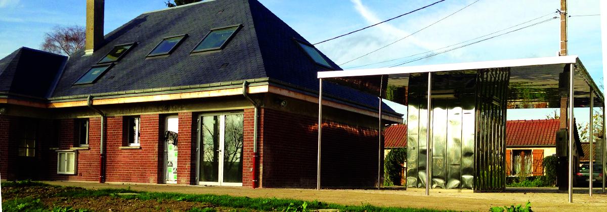 La-Neuville-lès-Bray. En début de saison estivale, l'association Un pied sur le terrain a ouvert les portes de son «Berlingot des jeux» dans l'ancienne maison éclusière de Froissy.