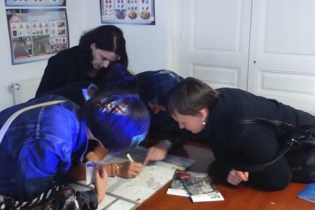 Mobil'emploi 12 - Atelier lecture de carte