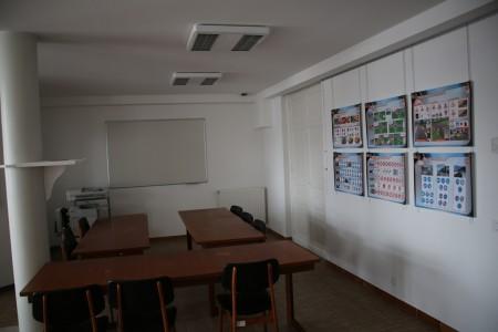 Mobil'emploi 12 - Salle de formation