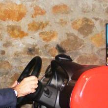 Mobil'emploi - simulateur de conduite
