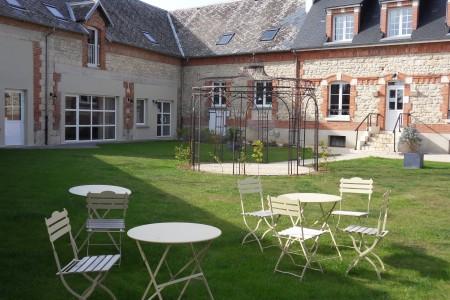 Chalets de bois pour tourisme social (02 - Aisne) - Fondation RTE