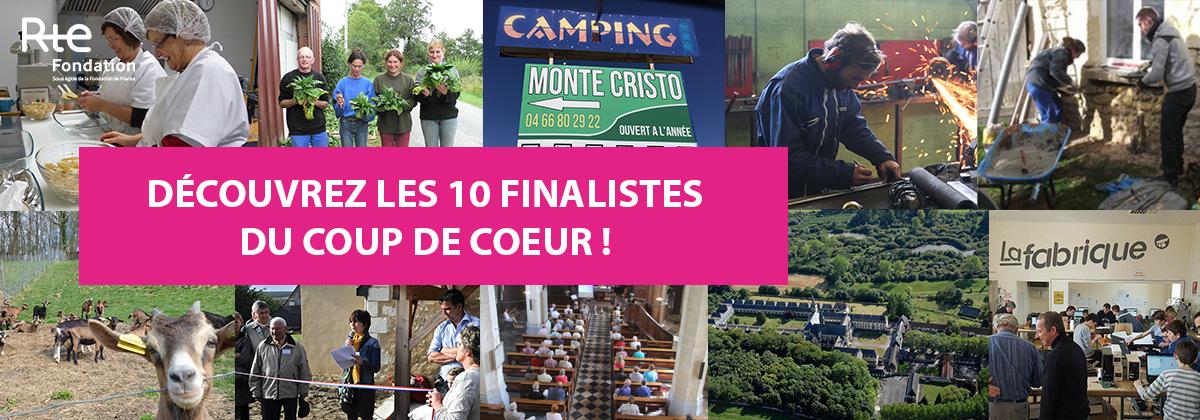 La première étape du Coup de cœur des mairies de France 2017 est maintenant terminée. Les internautes ont sélectionné leurs 10 projets favoris; projets qui seront présentés au Salon des maires du 21 au 23 novembre prochain. C'est à cette occasion que sera élu le lauréat 2017!