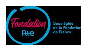 Logo de la Fondation Rte - couleurs