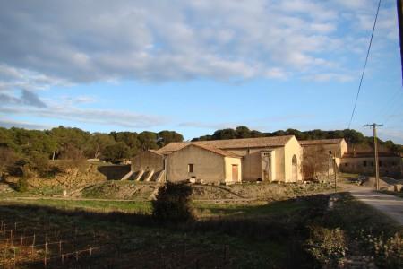 La cave du Domaine de Mirabeau