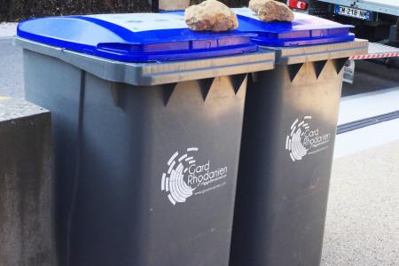 Les poubelles GRENES