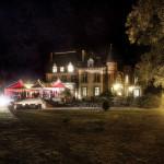 Le Manoir de Terre Rouge, où s'est déroulée la soirée anniversaire qui a clôturé l'événement