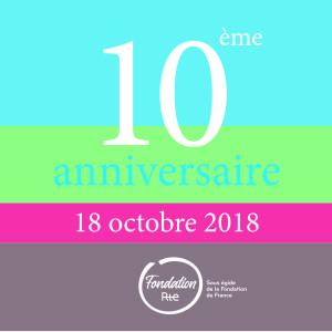 La Fondation Rte a fêté son 10ème anniversaire le 18 octobre 2018 à Dol-de-Bretagne
