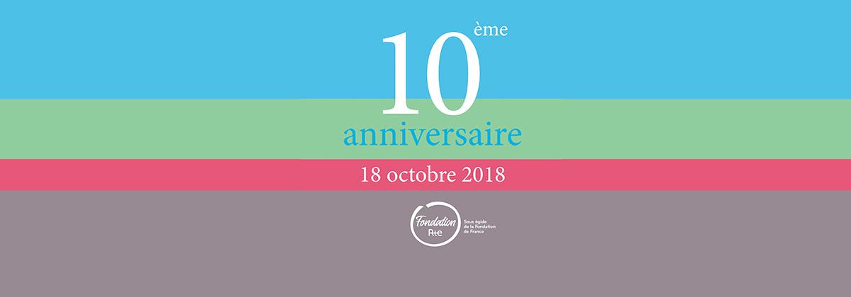 La revue de presse des 10 ans de la Fondation Rte et les photos prises le 18 octobre sont en ligne ! Découvrez-les sans plus attendre …
