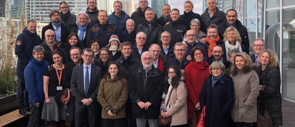 Mardi 28 janvier, la Fondation RTE s'est réunie pour faire le bilan de l'année 2019 et poser les perspectives pour 2020. Une formidable occasion pour tous ses membres d'échanger et de partager leur expérience.