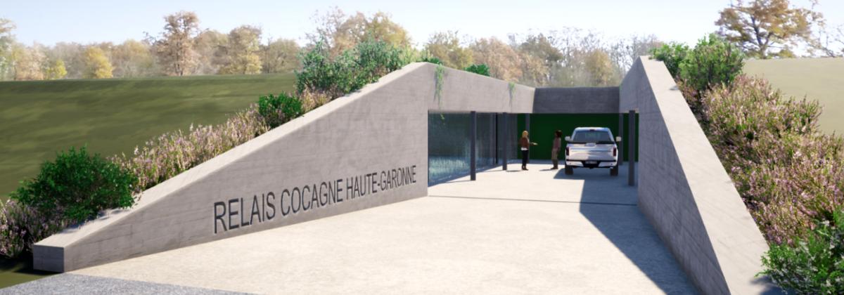 Jeudi 27 février à Salles-sur-Garonne (31), le chantier du «Relais de Cocagne de la Haute-Garonne» a officiellement démarré avec la pose de la 1ère pierre. Grâce à des caractéristiques innovantes, le futur bâtiment sera adapté à son environnement.